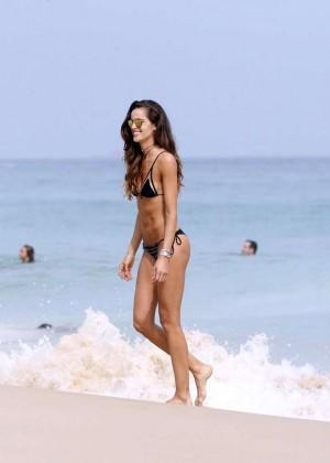 Izabel Goulart in Bikini -32