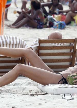 Izabel Goulart in Bikini -34