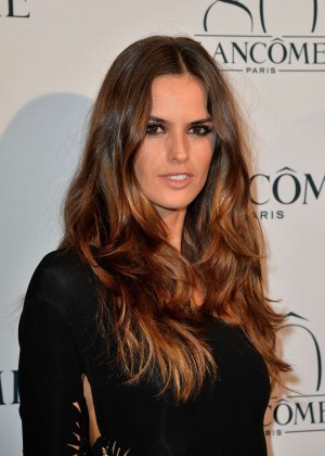 Izabel Goulart - Lancome Celebrates 80 Years of Beauty Photocall in Paris