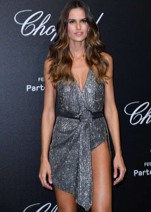 Izabel Goulart - Secret Chopard Party at 208 Cannes Film Festival