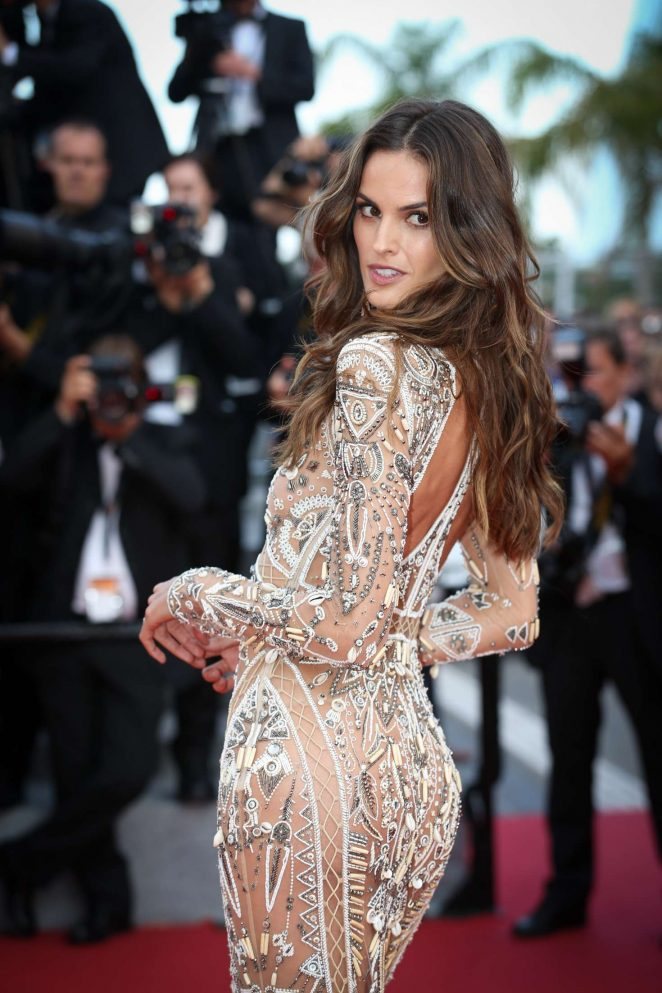 Izabel Goulart: The Beguiled Premiere at 70th Cannes Film Festival -05