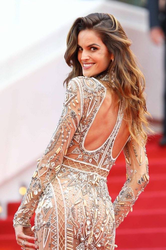 Izabel Goulart: The Beguiled Premiere at 70th Cannes Film Festival -06