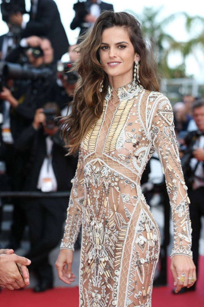 Izabel Goulart: The Beguiled Premiere at 70th Cannes Film Festival -12