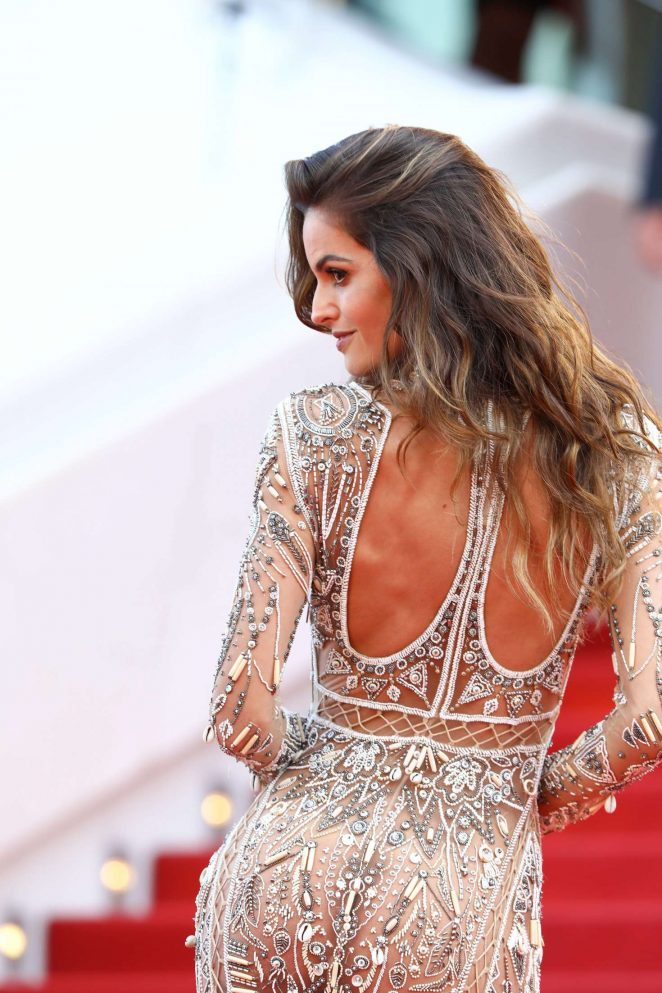 Izabel Goulart: The Beguiled Premiere at 70th Cannes Film Festival -13