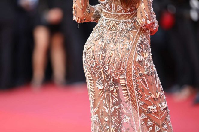 Izabel Goulart: The Beguiled Premiere at 70th Cannes Film Festival -14