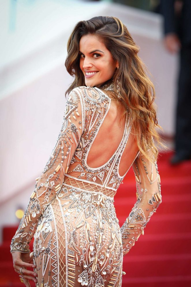 Izabel Goulart - 'The Beguiled' Premiere at 70th Cannes Film Festival