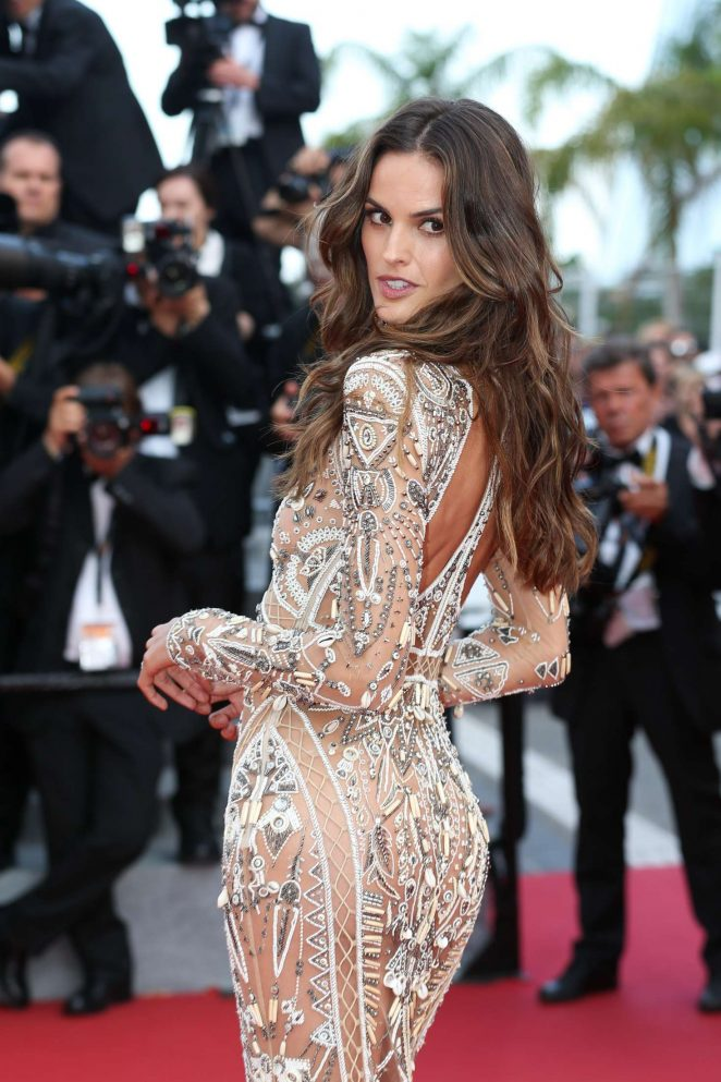 Izabel Goulart: The Beguiled Premiere at 70th Cannes Film Festival -17