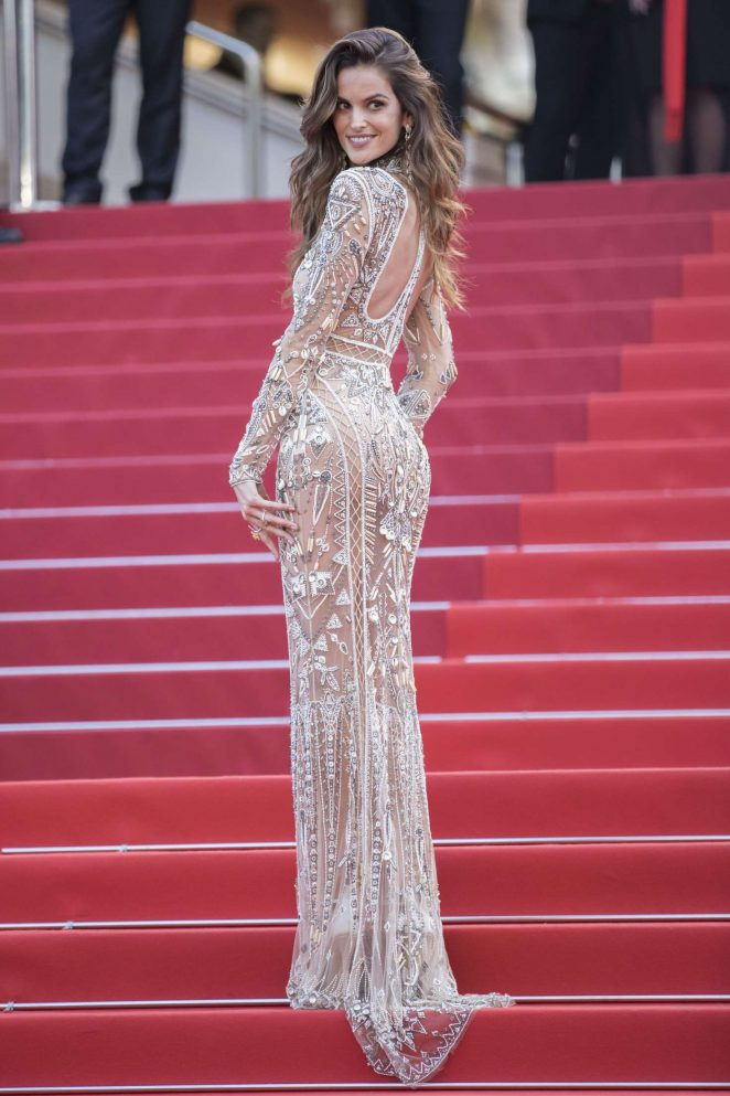 Izabel Goulart: The Beguiled Premiere at 70th Cannes Film Festival -18
