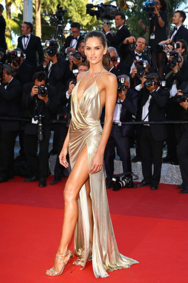 Izabel Goulart – 'The Last Face' Premeire at 2016 Cannes Film Festival