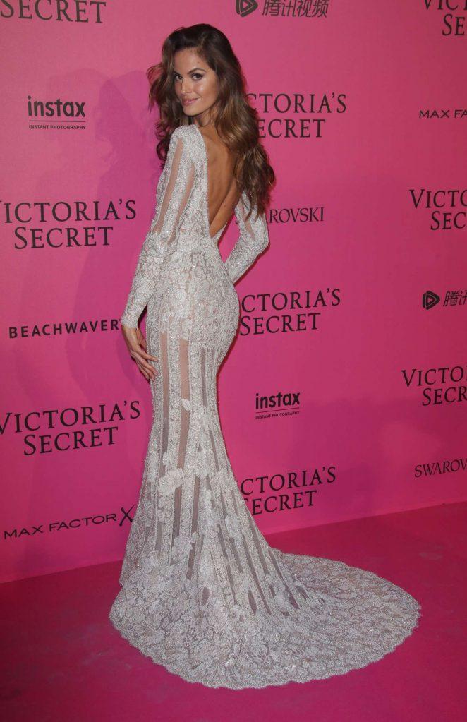 8fc06d7336 Izabel Goulart - Victoria s Secret Fashion Show 2016 After Party in Paris