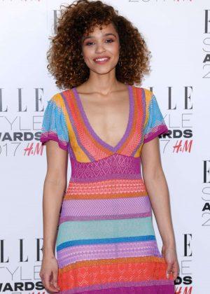 Izzy Bizu - 2017 Elle Style Awards in London