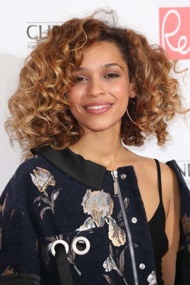Izzy Bizu - Red Women of the Year Awards 2016 in London