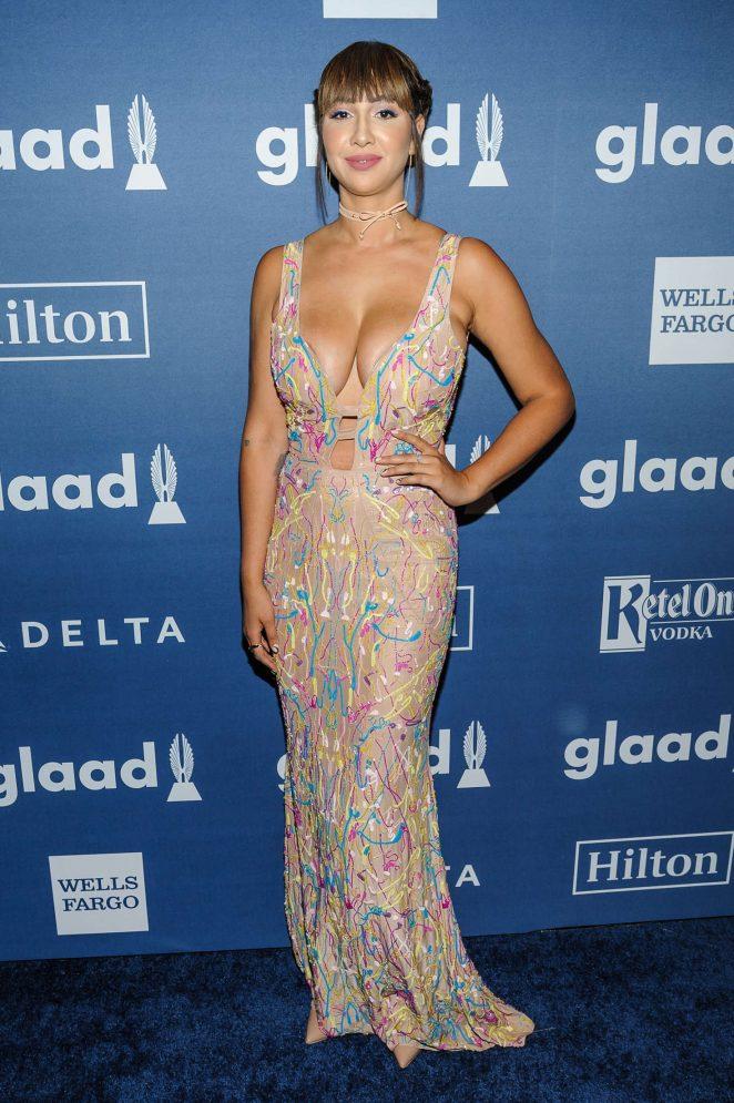 Jackie Cruz - 2016 GLAAD Media Awards in NYC