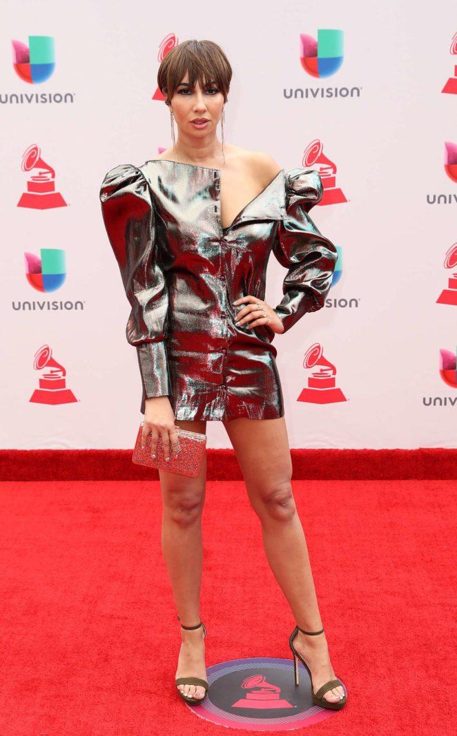 Jackie Cruz – 2017 Latin Grammy Awards in Las Vegas