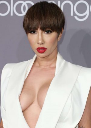 Jackie Cruz - 2018 amfAR Gala in New York