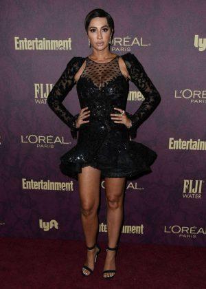 Jackie Cruz - 2018 Entertainment Weekly Pre-Emmy Party in LA