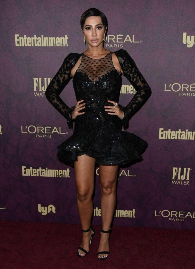 Jackie Cruz – 2018 Entertainment Weekly Pre-Emmy Party in LA