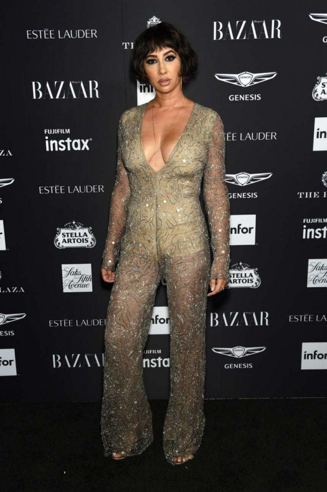 Jackie Cruz – 2018 Harper's Bazaar ICONS Party in New York