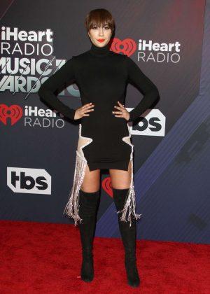 Jackie Cruz - 2018 iHeartRadio Music Awards in Inglewood