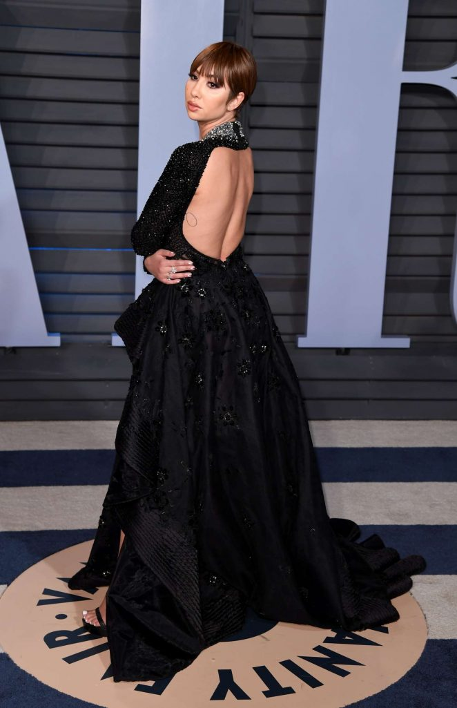 Jackie Cruz – 2018 Vanity Fair Oscar Party in Hollywood