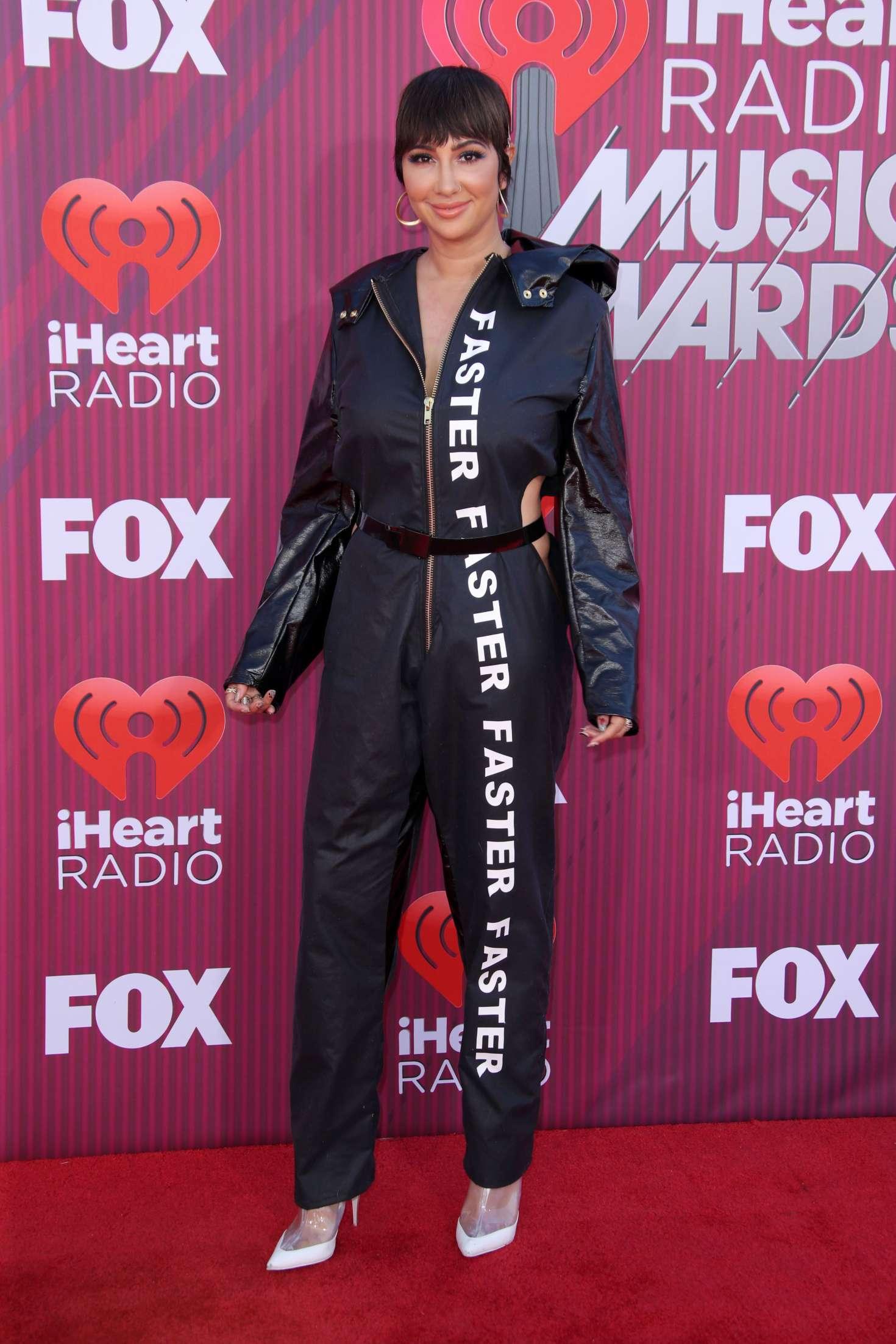 Jackie Cruz - 2019 iHeartRadio Music Awards in Los Angeles