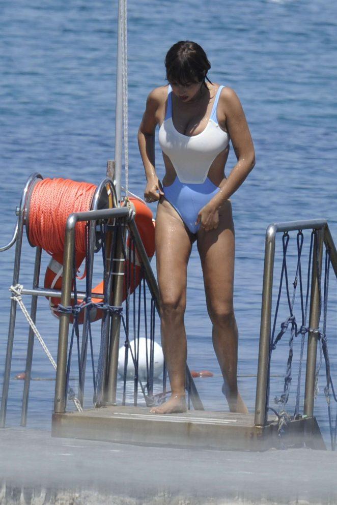 Jackie Cruz 2017 : Jackie Cruz in Swimsuit 2017 -10