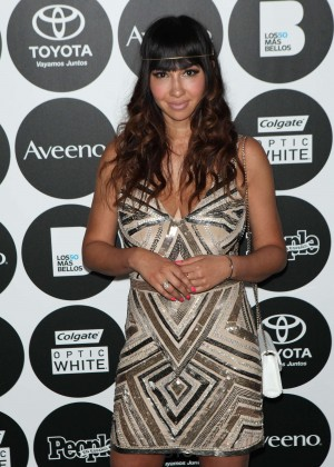Jackie Cruz - People En Espanol's '50 Most Beautiful' 2015 Gala in NYC
