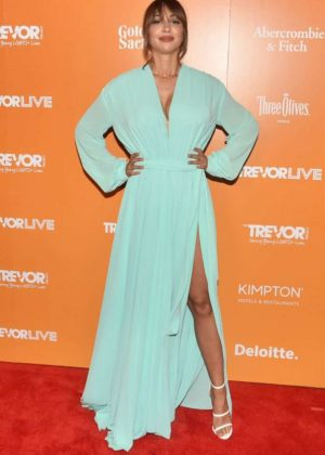 Jackie Cruz - TrevorLIVE Fundraiser in New York