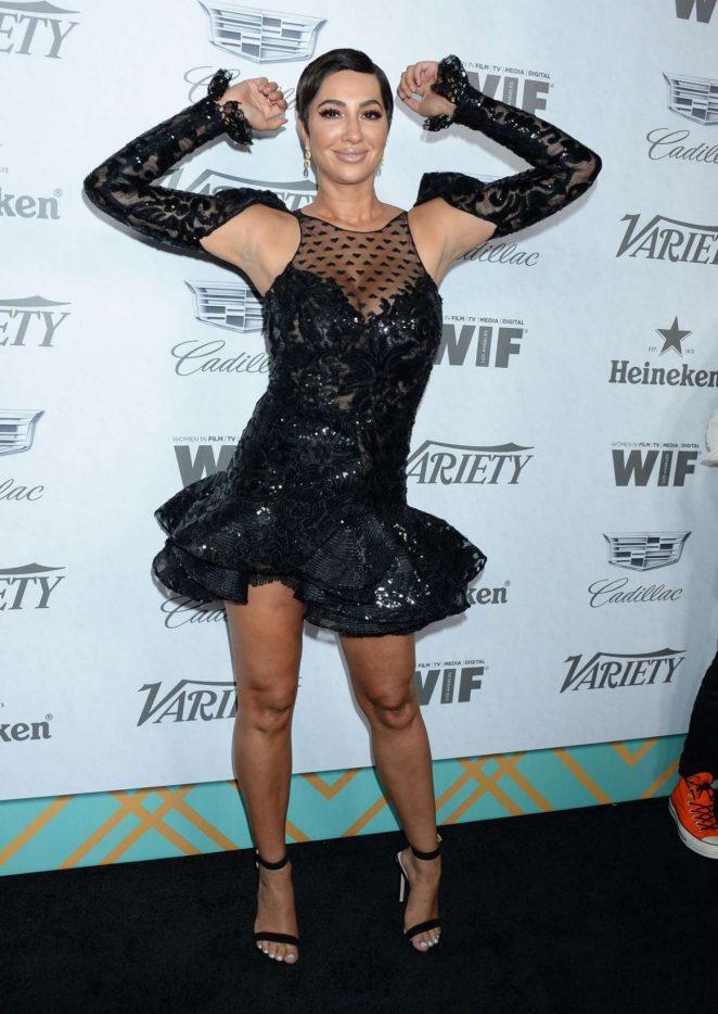 Jackie Cruz – Variety and Women in Film Pre-Emmy Party in LA