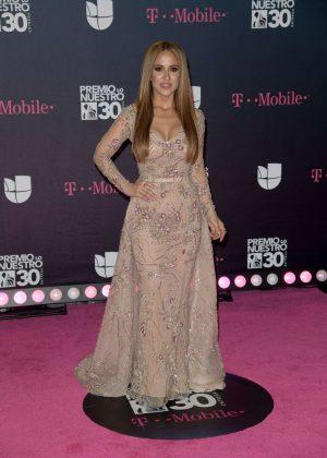 Jackie Guerrido - 2018 Premio Lo Nuestro Awards in Miami