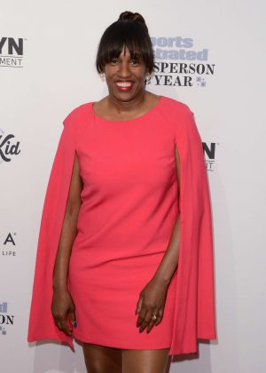 Jackie Joyner-Kersee - Sports Illustrated Sportsperson of the Year Ceremony 2016 in NYC
