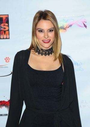 Jackie Moore - Paws Furr Cause Benefit in Los Angeles