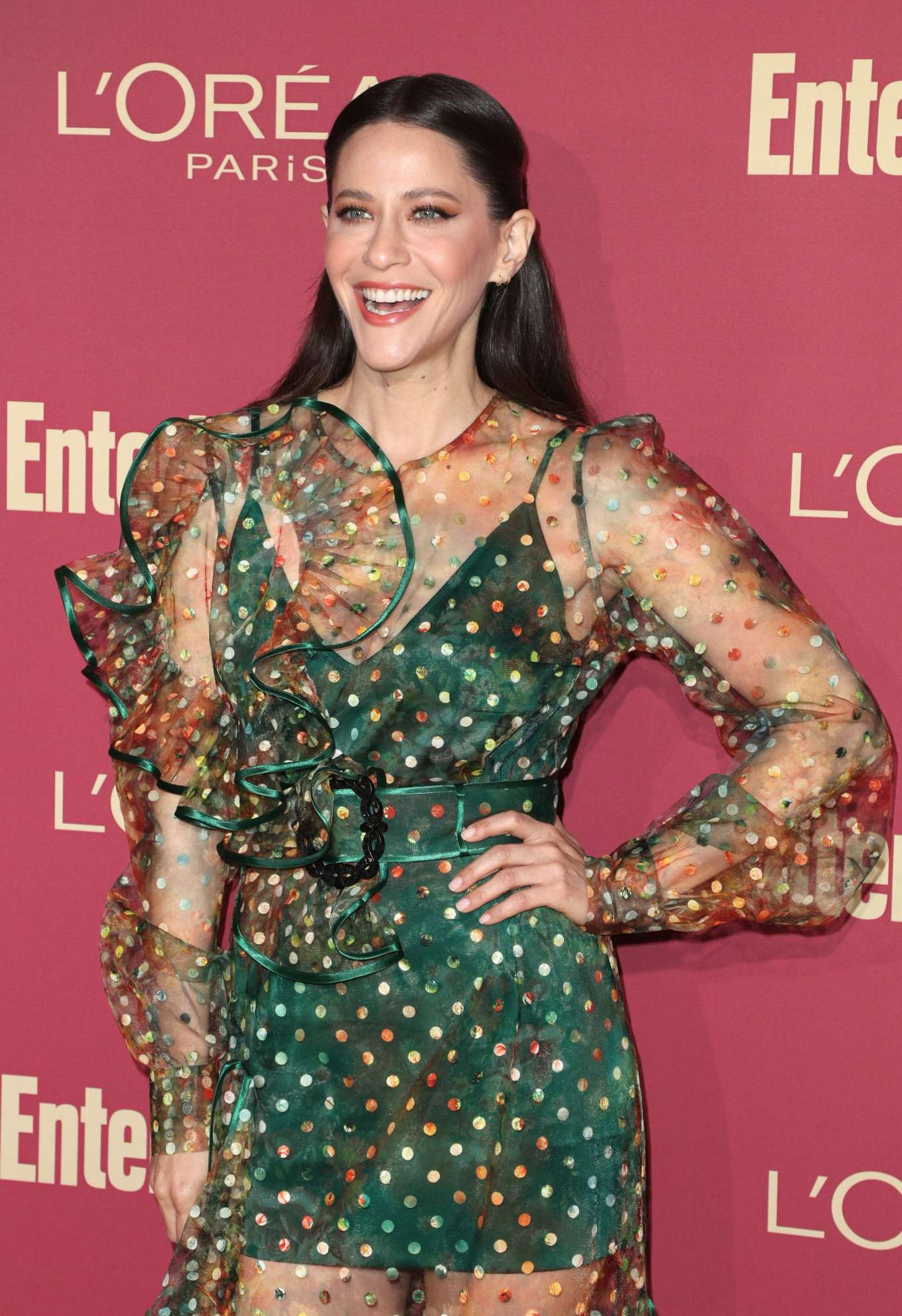 Jackie Tohn - 2019 Entertainment Weekly Pre-Emmy Party in Los Angeles