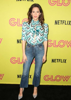 Jackie Tohn - Netflix 'Glow' Roller Skating Event in Los Angeles