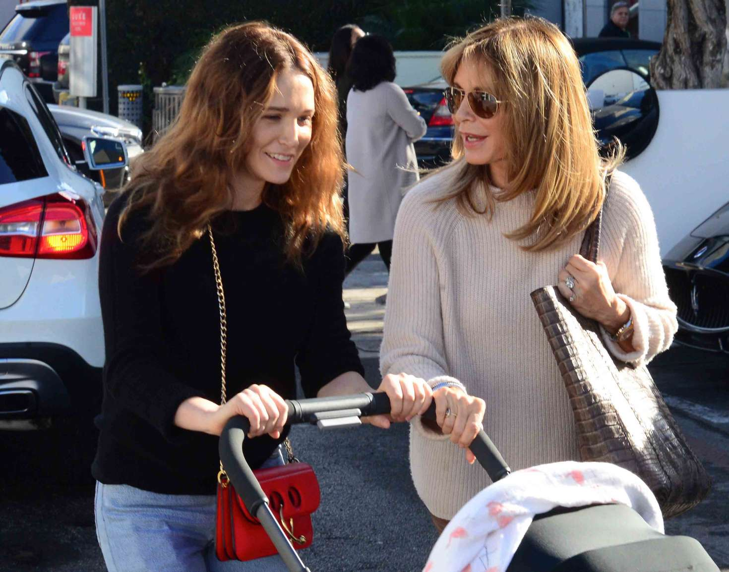 65b5504026 Jaclyn Smith with daughter Spencer Margaret Richmond out in Beverly Hills  -01