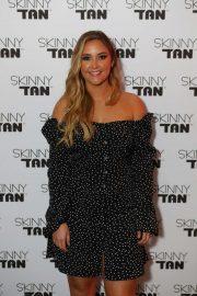 Jacqueline Jossa - Skinny Tan Celeb Launch Party in London