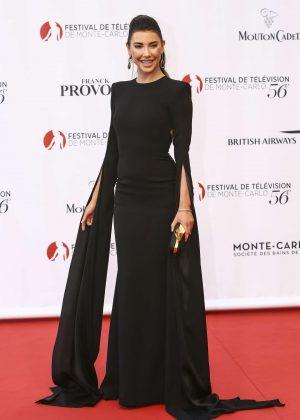 Jacqueline Mac - 56th Monte-Carlo Television Festival in Monte Carlo