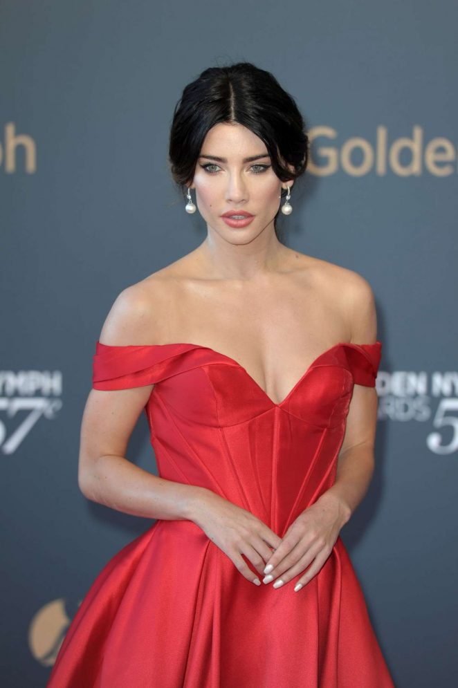 Jacqueline MacInnes Wood - 2017 Monte Carlo Television Festival Closing Ceremony