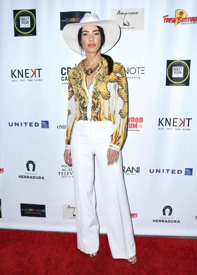 Jacqueline MacInnes Wood – 2018 Daytime Emmy Awards Nominee Reception in Hollywood