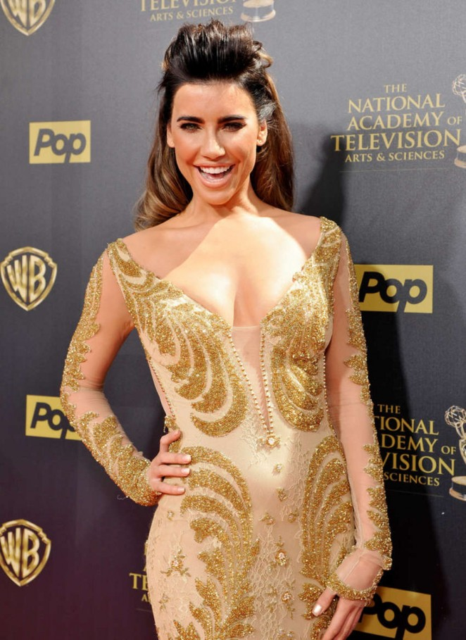 Jacqueline MacInnes Wood – 42nd Annual Daytime Emmy Awards in Burbank