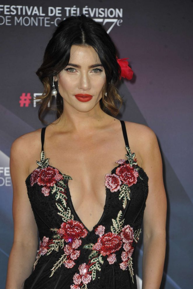Jacqueline MacInnes Wood – 57th Monte Carlo Television Festival TV Series Party in Monaco