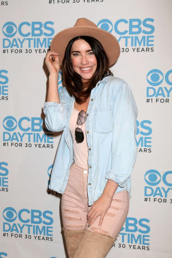 Jacqueline MacInnes Wood – The Bold and The Beautiful Celebrates in Beverly Hills