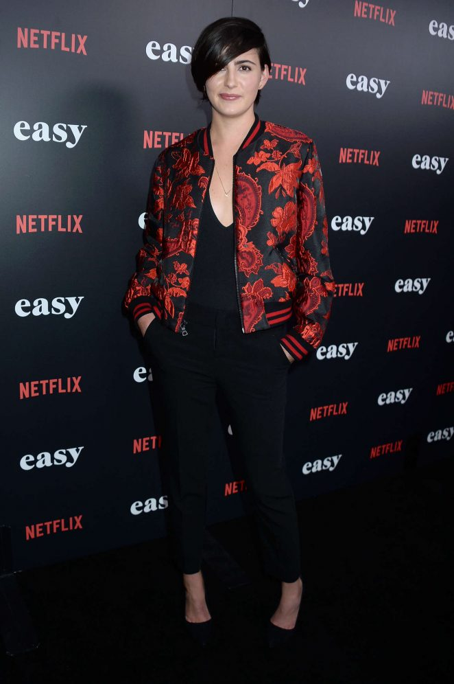 Jacqueline Toboni - 'Easy' Premiere in West Hollywood