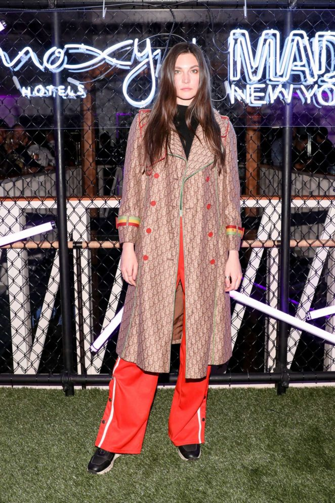 Jacquelyn Jablonski - Moxy x Made: Moxy Times Square's Coming Out Party in NY