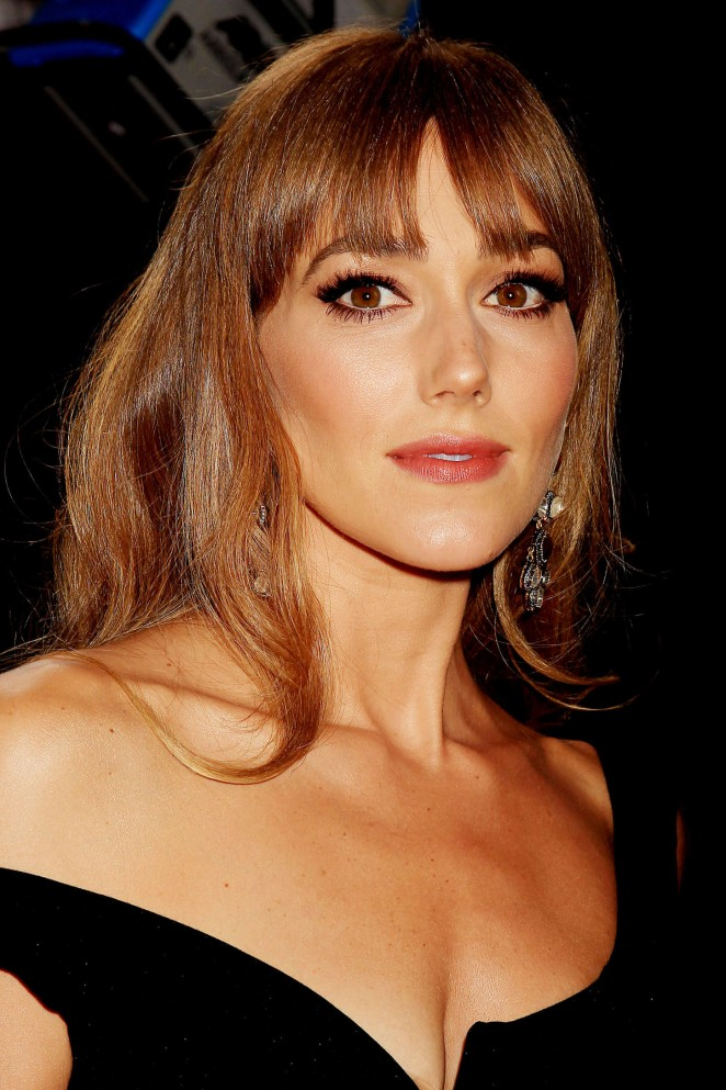 Jacqui Ainsley: The Man From U N C L E  NY Premiere -10
