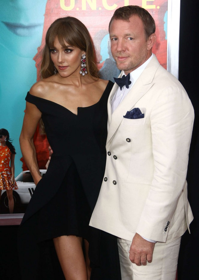 Jacqui Ainsley: The Man From U N C L E  NY Premiere -15