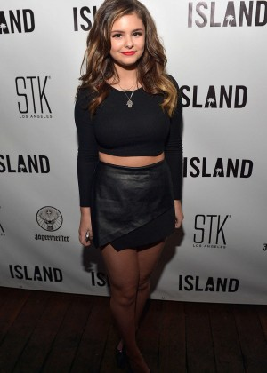 Jacquie Lee - Island Records Pre-Grammy Party in Los Angeles