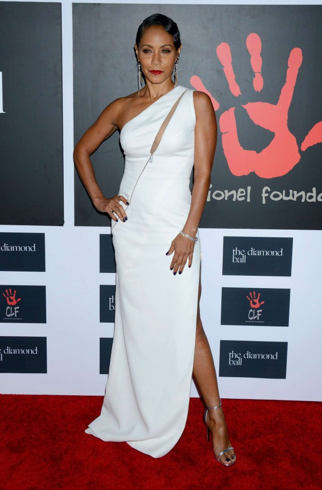 Jada Pinkett - 2nd Annual Diamond Ball in Santa Monica