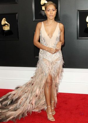 Jada Pinkett Smith - 2019 Grammy Awards in Los Angeles