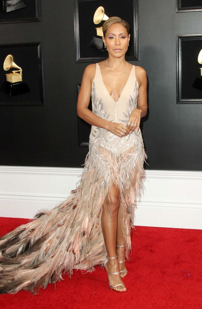 Jada Pinkett Smith – 2019 Grammy Awards in Los Angeles